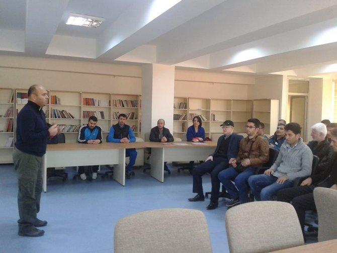'Osmaniye'de engelleri aşıyorum' projesinin tanıtımı yapıldı