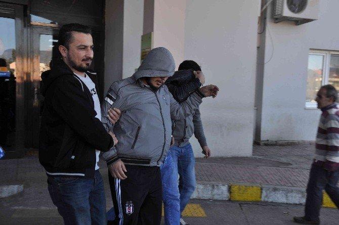 Fethiye'de Film Gibi Dolandırıcı Operasyonu