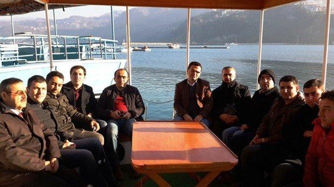 Sakarya Orman Bölge Müdürlüğü'nden Bartın'a Teknik Gezi