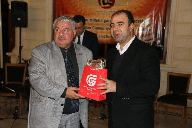 Başkan Nihat Çiftçi, Gazetecilerle Bir Araya Geldi