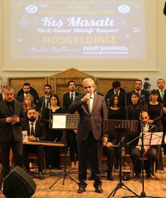 Haliliye Belediyesi'nden Müzik Ziyafeti