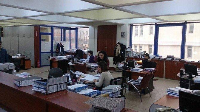 Çerkezköy'de 1 Yılda 469 Yeni Yapı Ruhsatı Verildi