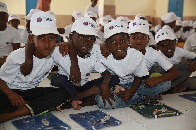 Somalili Yetimlerin Yaşam Ve Eğitim Merkezi TİKA Tarafından Yenilendi