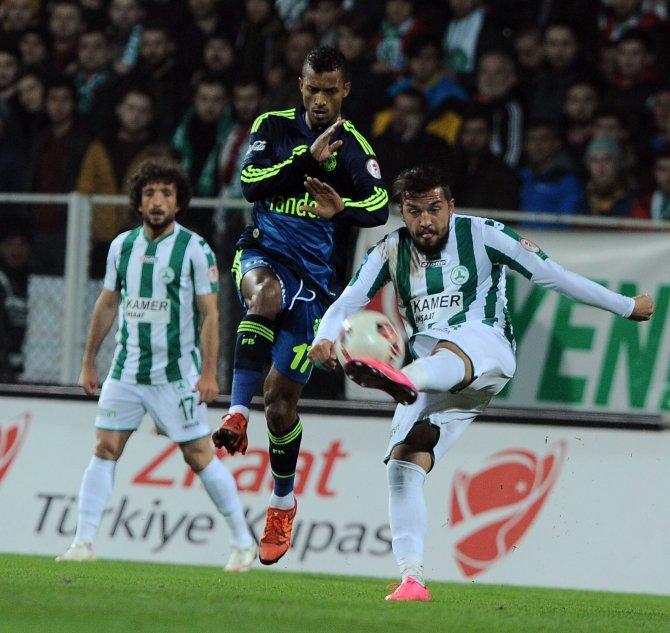 Giresunspor: 0 - Fenerbahçe: 2