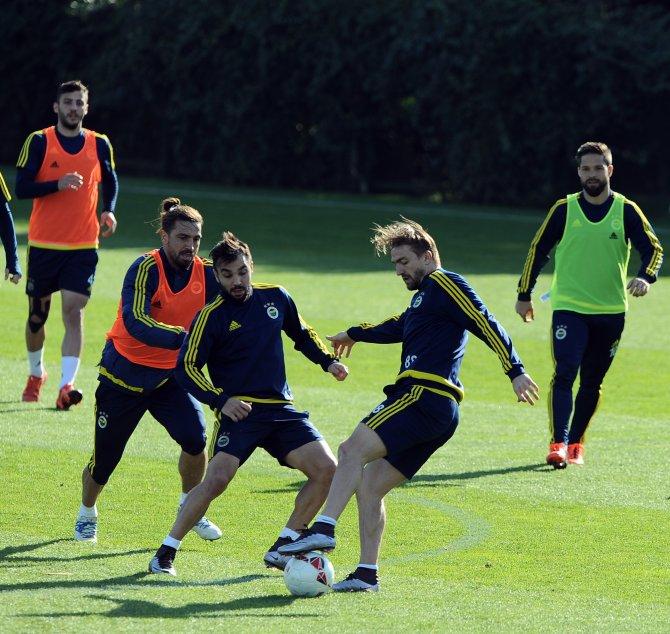 Fenerbahçe'de Giresunspor maçının hazırlıklarına başladı