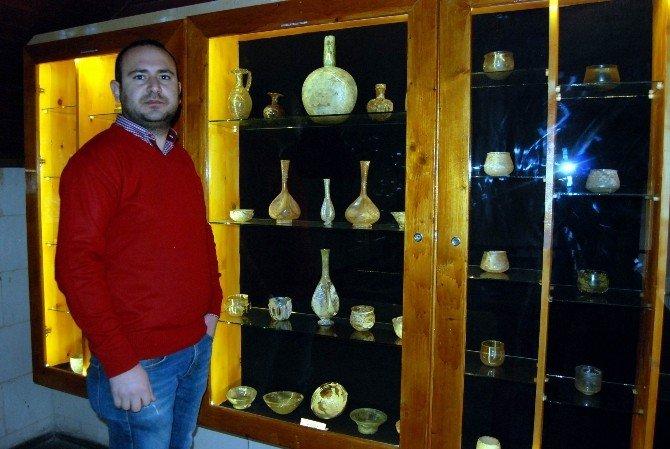 Dünyada Sayılı, Türkiye'de 'İlk' Cam Müzesi