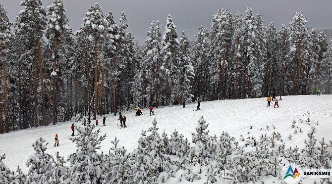 Türkiye'nin İlk Kış Oyunları Festivali Sarıkamış'ta Yapılacak