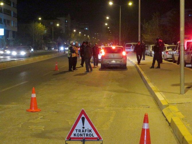 Uşak'ta geçen yıl 70 bin 153 kişi sorgulandı, 480 kişi tutuklandı