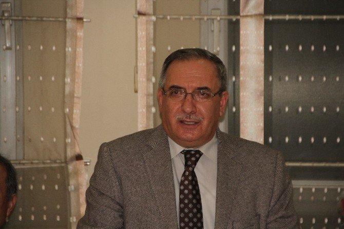 Bilecik Valisi Basın Mensupları İle Bir Araya Geldi