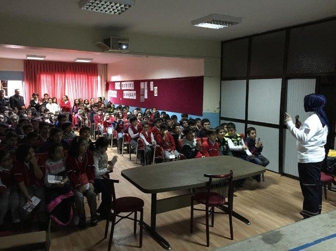 Öğrencilere İlk Yardım Eğitimi Verildi