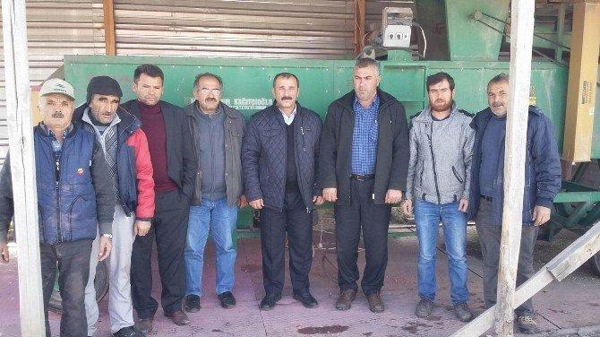 Yıldızeli Ziraat Odası Direkli Bölgesine Selektör Makinesi Kurdu