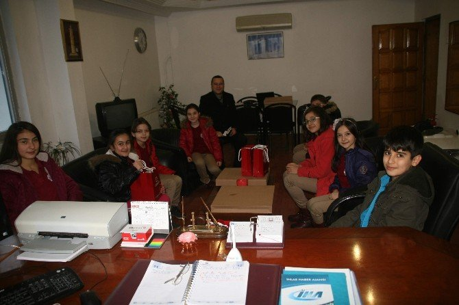 Yozgat Çözüm Koleji'nden İHA'ya Ziyaret