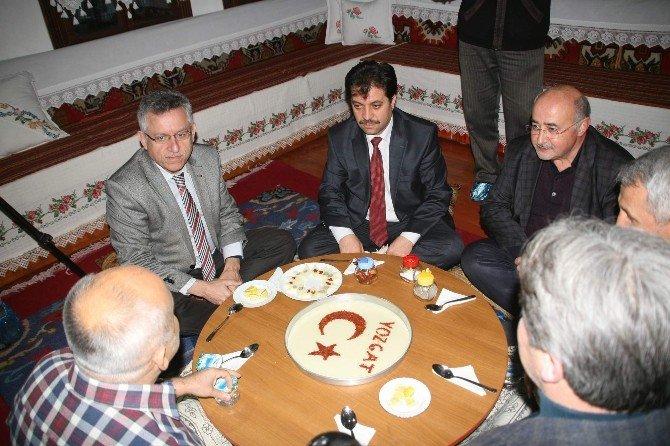 Yozgat'ta Arabaşı Geceleri Sürüyor