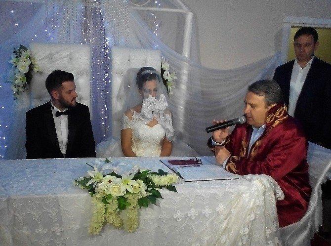 Yunusemre'de Bin 545 Çift Dünyaevine Girdi