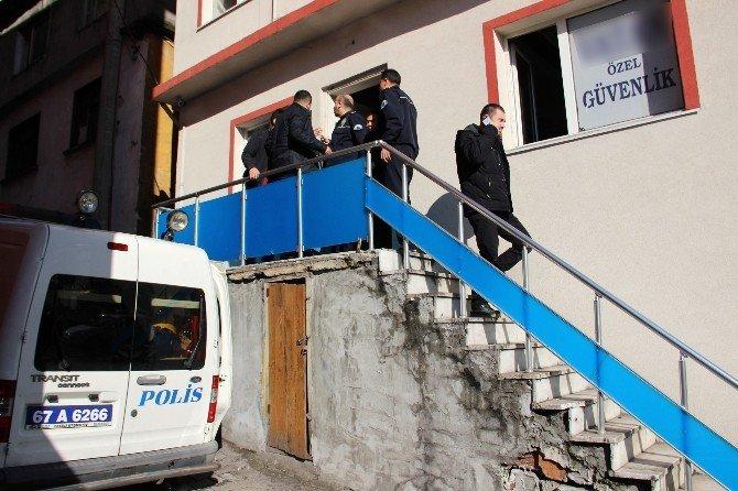 Özel Güvenlik Bürosunda Silahlı Çatışma