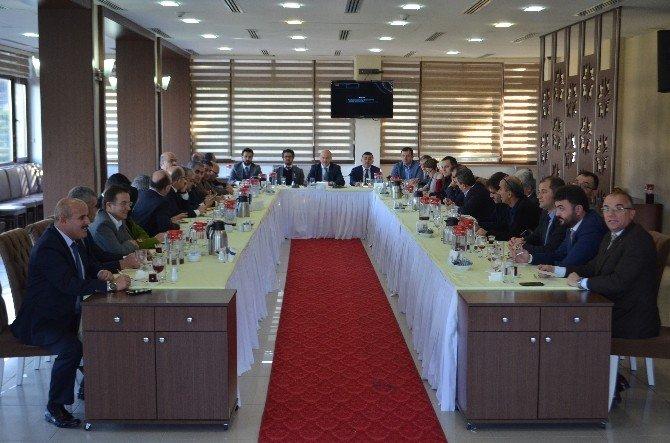 """Torun: """"Gücümüzü Bursa'nın Geleceği İçin Kullanacağız"""""""