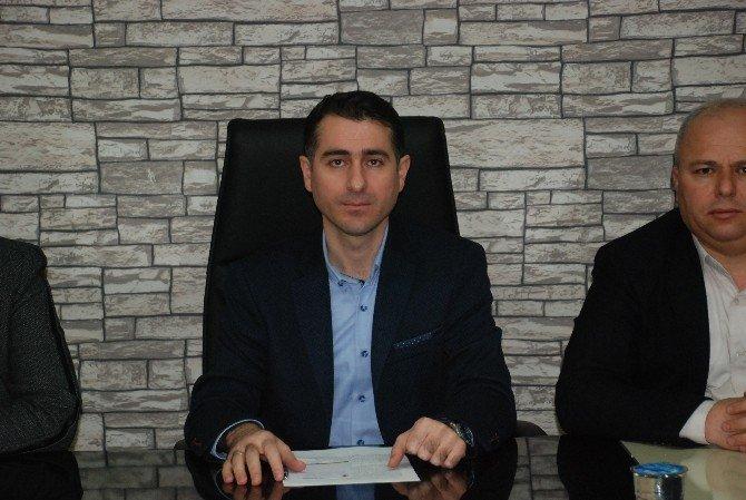 Tokat'ta Bayır Bucak Türkmenlerine Yardım Kampanyası