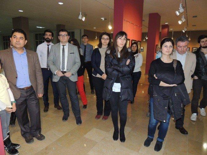 """Anadolu Üniversitesi'nde """"Sergiler Sergisi"""" Açıldı"""
