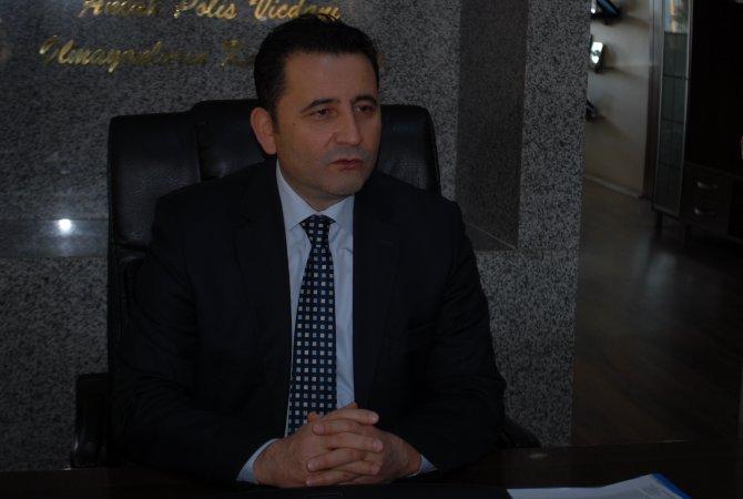 Kırıkkale Emniyet'in bir yıllık çalışmaları değerlendirildi
