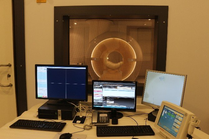 BEÜ Sağlık Uygulama Ve Araştırma Merkezinde Yeni MR Cihazı Hizmete Giriyor