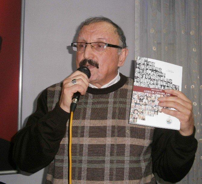 """Bolvadin'de """"Asırlık Çınarlar"""" İsimli Kitabın Tanıtımı Yapıldı"""