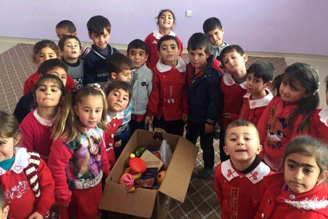 Van'daki çocuklara destek istendi; Çankaya Belediyesi yardım gönderdi