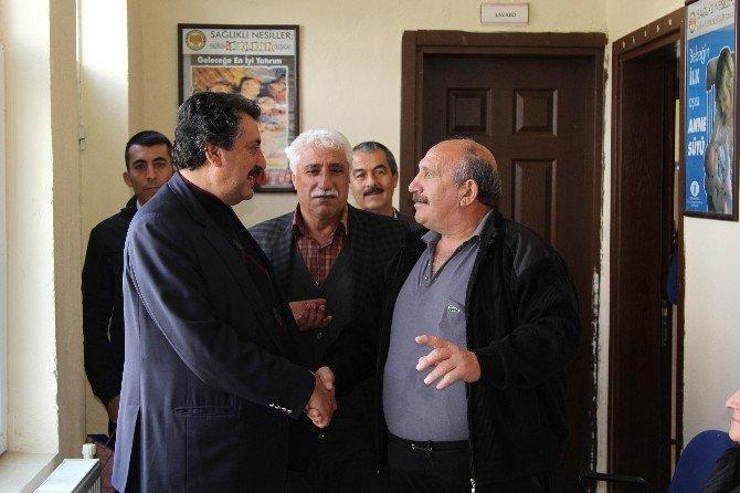 Cihanbeyli'de Entegre Hastanesi Hizmete Girdi