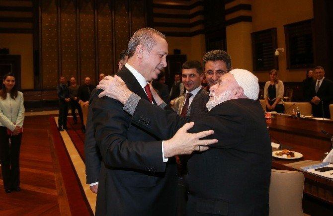 Ahıska Türkleri Cumhurbaşkanlığı Külliyesi'nde