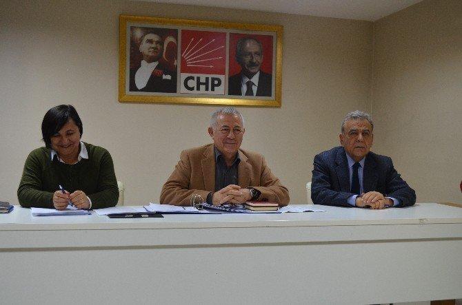 İzmir'de Kurultay Öncesi Delege Zirvesi