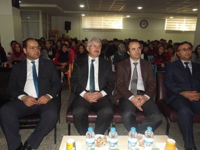 Yazar Ali Erkan Kavaklı Seydişehir'de Konferans Verdi