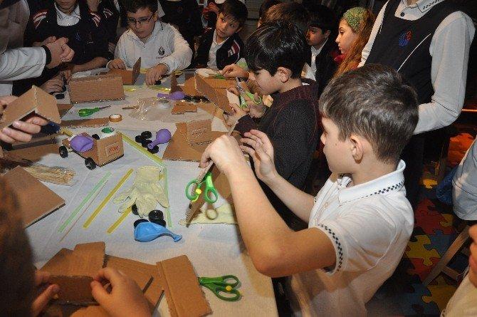 Enerji Müzesi'nde Öğrencilere Tasarrufun Yolları Anlatıldı