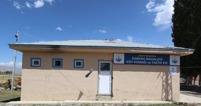 Erzurum'da 16 köye konak ve taziye evi