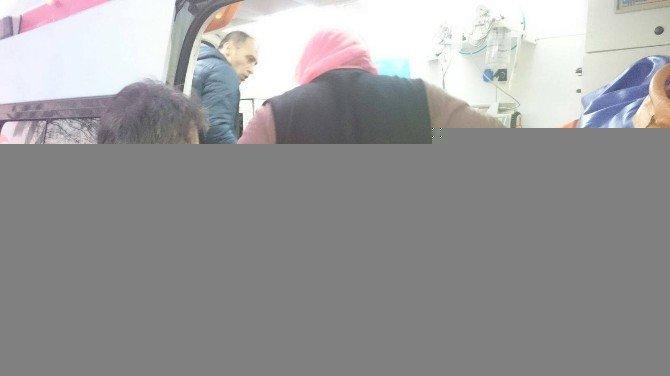 Fatsa'da 5 Kişi Sobadan Zehirlendi