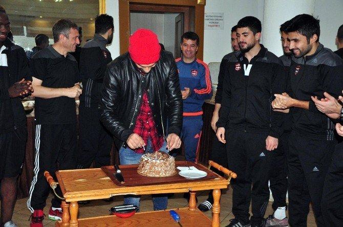 Muhammet Demir'e Sürpriz Doğum Günü