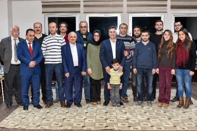 Gümüşhane Belediyesinden Gazetecilere 'Gönül Sohbeti' Etkinliği
