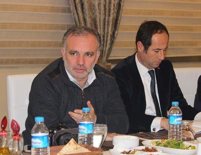 Muş'ta Nefret Suçlarının Önlenmesi Toplantısı