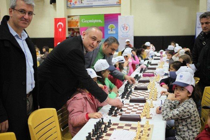İnşaat Mühendisleri Odası 4. Geleneksel Satranç Turnuvası Yapıldı.