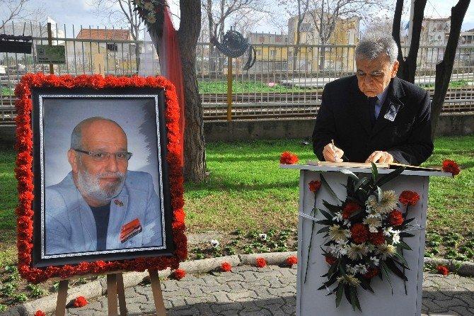 Gazeteci Süleyman Alasya Adına Park Açıldı