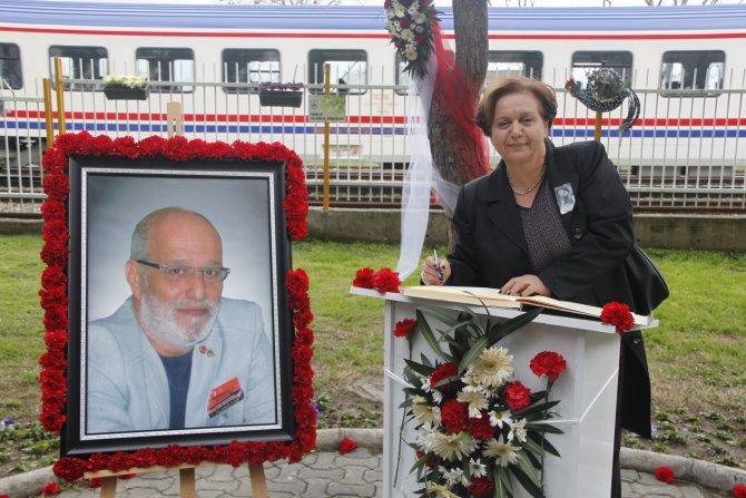 Gazeteci Süleyman Alasya'nın adı parkta yaşayacak