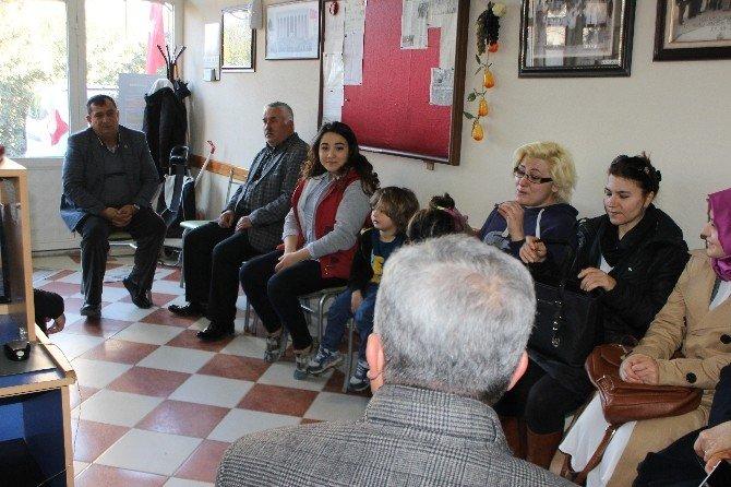 İznik Devlet Hastanesi Personelinden Osmaneli'ye Ziyaret