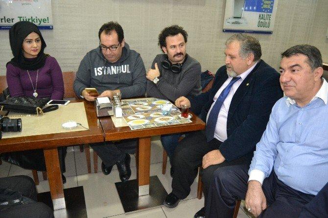 Seksenler Dizisi Oyuncuları Kayseri'de