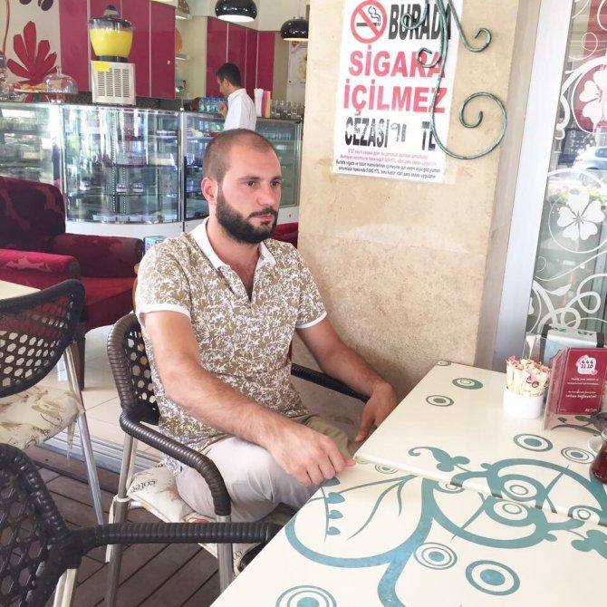 Restoranda bıçaklı kavga: 1 ölü, 1 yaralı (Fotoğraf için)