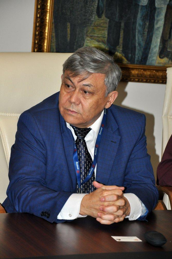 Kazak doktorlar, Türk meslektaşlarından organ naklini öğrenecek