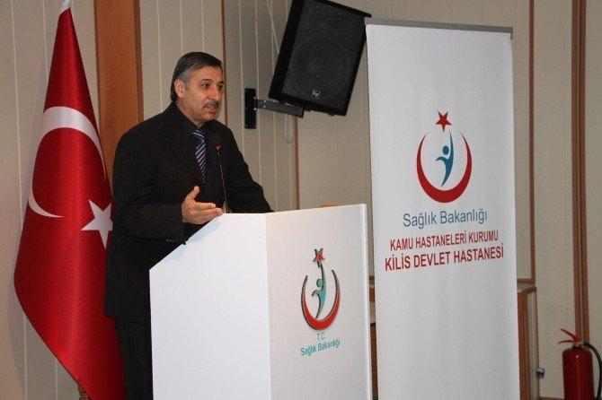 Aday Memur Eğitimi Tanıtım Toplantısı Yapıldı