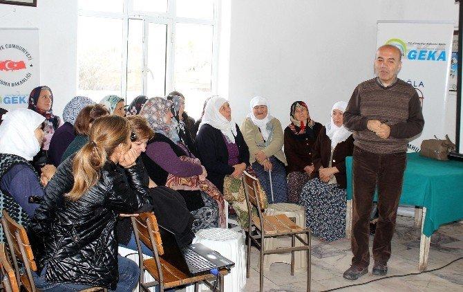 Muğla'nın Kırsal Potansiyeli Araştırılıyor