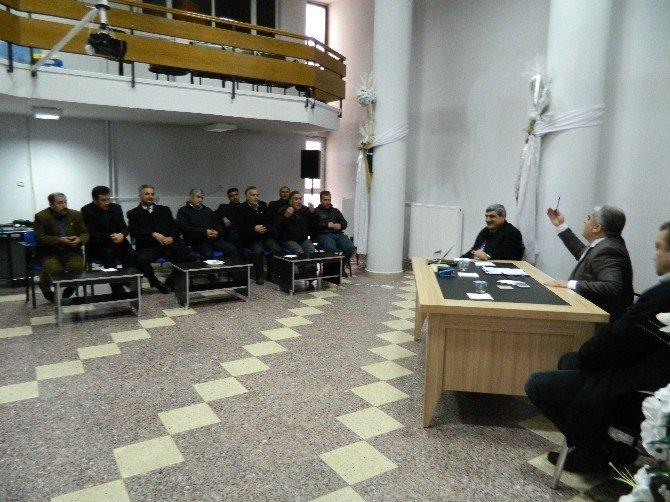 Doğanşehir'de Şeker Pancarına Teşvik