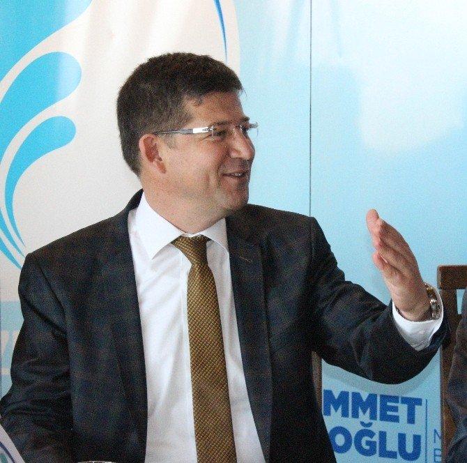 Merkezefendi Belediye Başkanı Subaşıoğlu 2015 Yılını Değerlendirdi