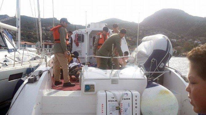 Muğla'da İnsan Kaçakçılarına Ceza Yağdı