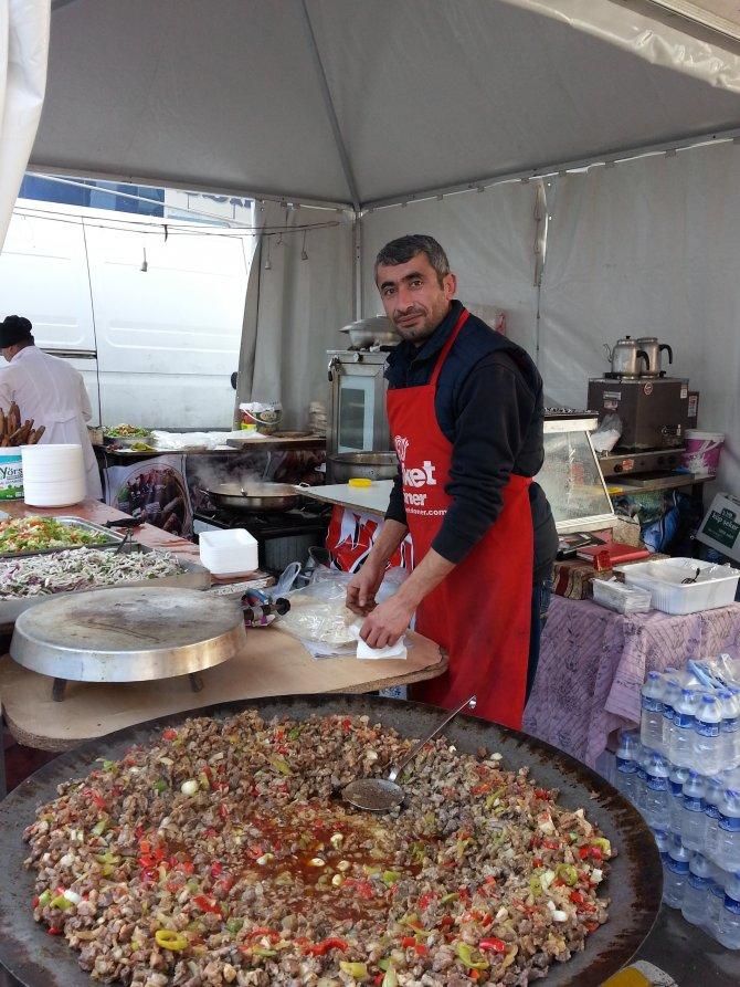 Orhangazi Trabzonlular Derneği tarafından kültür ürünleri panayırı
