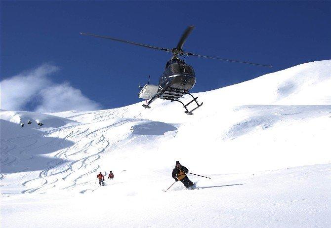 Rize Kış Turizm Merkezi Olmaya Aday
